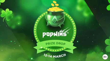 Popwins Prize Drop: 20.000 euros à gagner sur le casino Napoleon