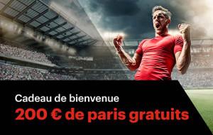 NapoleonGames.be : 200 € de paris gratuits en bonus de bienvenue