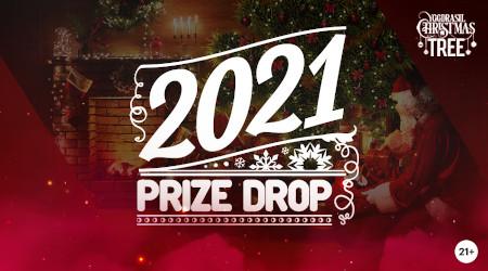 Prize Drop de début d'année avec le casino Napoleon : 2.021 € à gagner