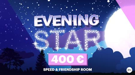 Evening Star : 4 cagnottes à gagner tous les soirs au bingo sur Napoleon