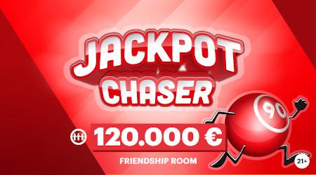 Jackpot Chaser : 120.000 euros à gagner au bingo avec le Casino Napoleon