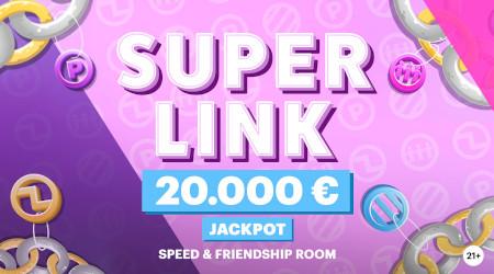 Bingo Super Link : Jusqu'à 20.000 euros de jackpot avec Napoleon Casino
