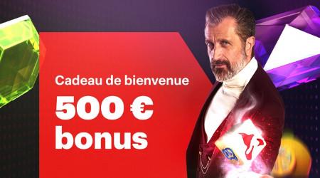 500 euros pour jouer sur les jeux de dés Air Dice chez Napoleon