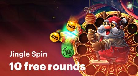 Découvrez gratuitement Jingle Spin avec Napoleon Casino