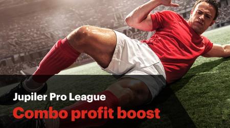 Profit Boost pour la Jupiler  Pro League