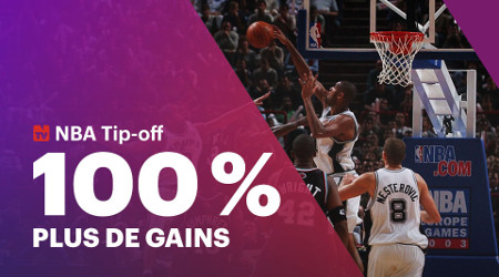 100 % de gains en plus sur la NBA avec Napoleon Sports
