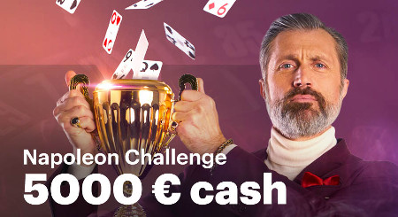 The Napoleon Challenge : 5.000 euros à gagner