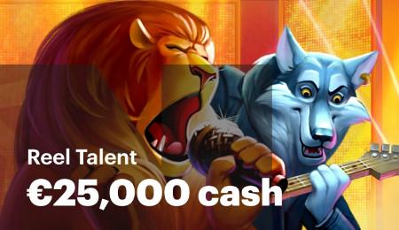 Gagnez des tickets pour un tirage à 25.000 euros en jouant sur Reel Talent
