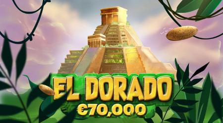 Road to El Dorado : 70.000 euros à gagner au Live Casino Napoleon