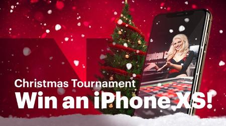 Gagnez un iPhone XS en jouant sur le Napoleon Live Casino