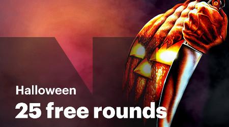 25 free spins sur Halloween au Napoleon Games Casino