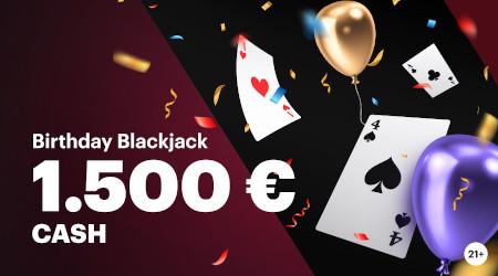 Live Casino Napoleon : 1.500 euros à gagner pour l'anniversaire