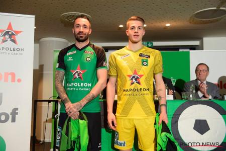 Napoleon Sports & Casino devient le nouveau sponsor du Cercle de Bruges