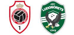 Anvers x Ludogorets