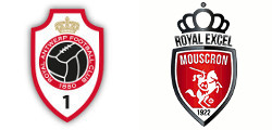 Royal Antwerp x Mouscron