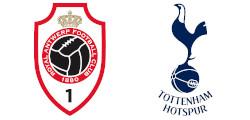 Anvers x Tottenham