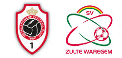 Royal Antwerp x Zulte Waregem