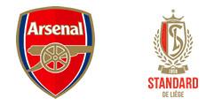Arsenal x Standard de Liège