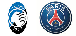Atalanta Bergame x Paris-Saint-Germain