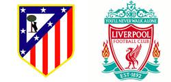 Atlético de Madrid x Liverpool