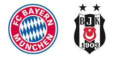 Bayern Munich x Besiktas