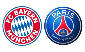 Bayern Munich x Paris Saint-Germain