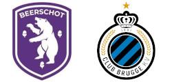 Beerschot x FC Bruges