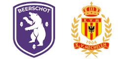 Beerschot x KV Malines