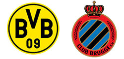 Borussia Dortmund x FC Bruges