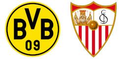 Borussia Dortmund x FC Séville