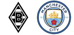 Borussia M'Gladbach x Manchester City