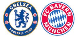 Chelsea x Bayern Munich