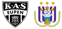 AS Eupen x Anderlecht