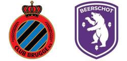 FC Bruges x Beerschot