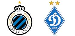 Club Bruges x Dynamo Kiev