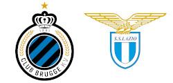 FC Bruges x Lazio Rome