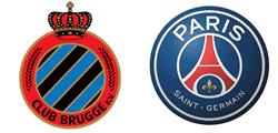 FC Bruges x PSG