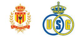FC Malines x Union Saint-Gilloise