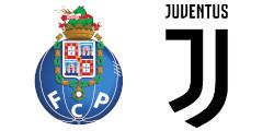 FC Porto x Juventus Turin