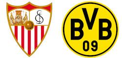 FC Séville x Borussia Dortmund
