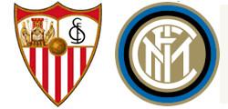 FC Séville x Inter Milan