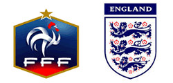 France x Angleterre