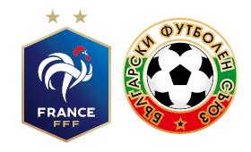 France x Bulgarie