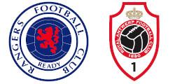 Glasgow Rangers x Royal Antwerp