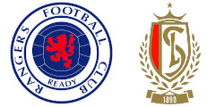 Glasgow Rangers x Standard de Liège