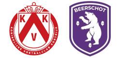 KV Courtrai x Beerschot