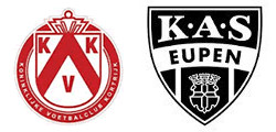 KV Courtrai x Eupen
