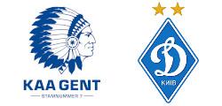 La Gantoise x Dynamo Kiev
