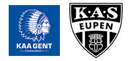 La Gantoise x AS Eupen