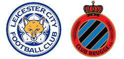 Leicester City x FC Bruges